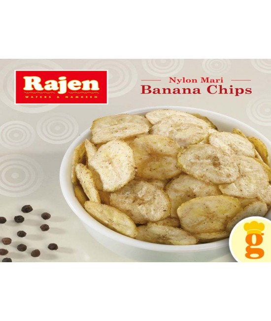 Banana Long Mari  (Black Pepper) 500GM