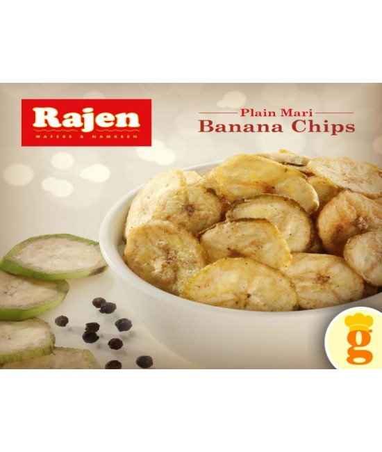 Banana Mari Nylon (Black Pepper) 500GM