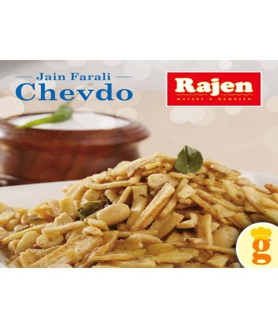 Jain Farali Chevdo 500GM