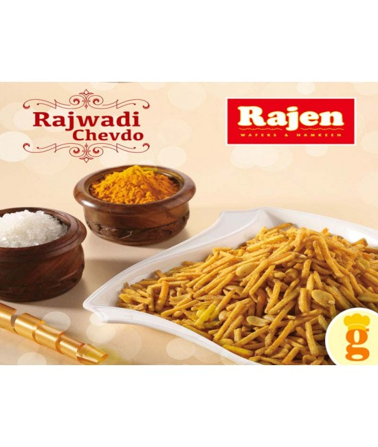Rajwadi Farali Chevdo 500GM