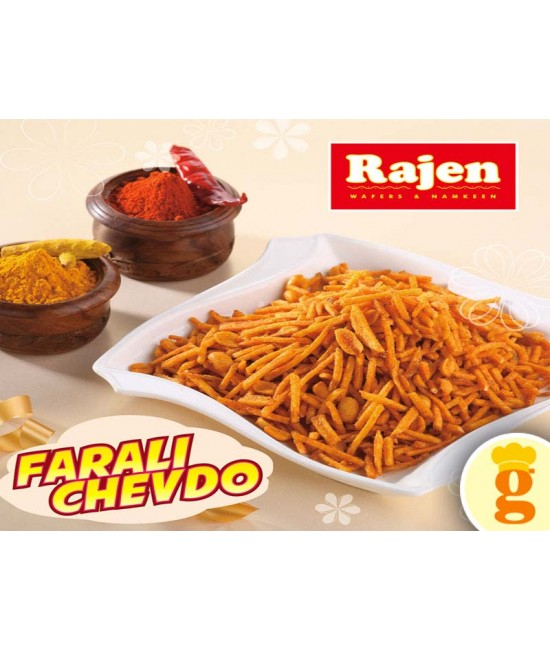 Farali Chevdo (Spicy) 500GM