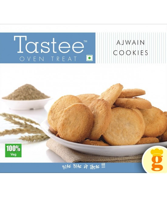 Cookies - Ajwain 400GM