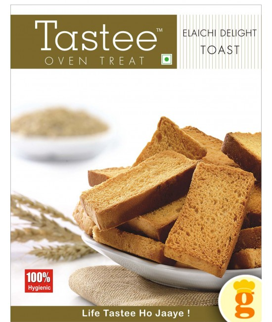 Toast Elaichi Delight 400GM
