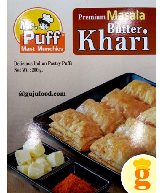 Masala Butter Puff 200GM