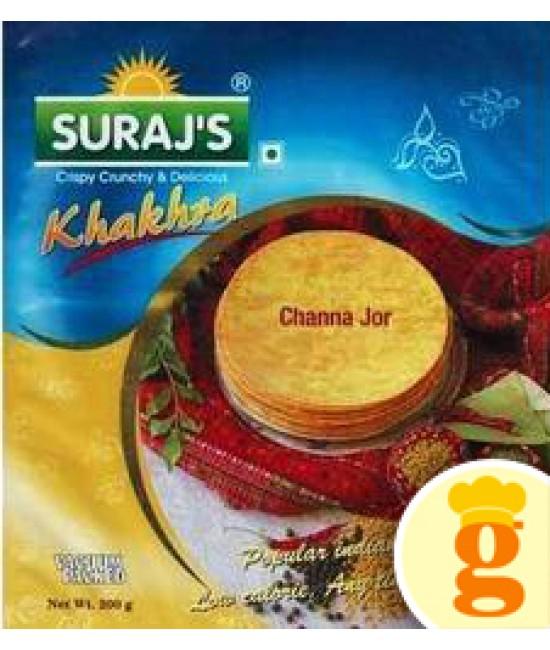 Channa Jor Khakhra 400GM