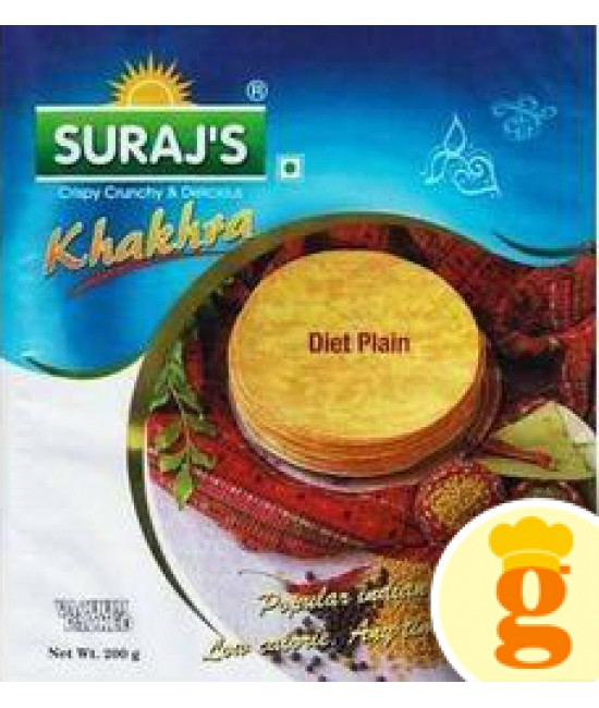 Diet Plain Khakhra 400GM