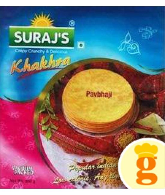 Pavbhaji Khakhra 400GM